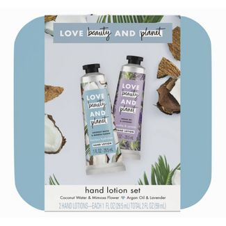 Love Beauty & Plane Blue Mother's Day Hand Cream - 2ct - 2 fl oz