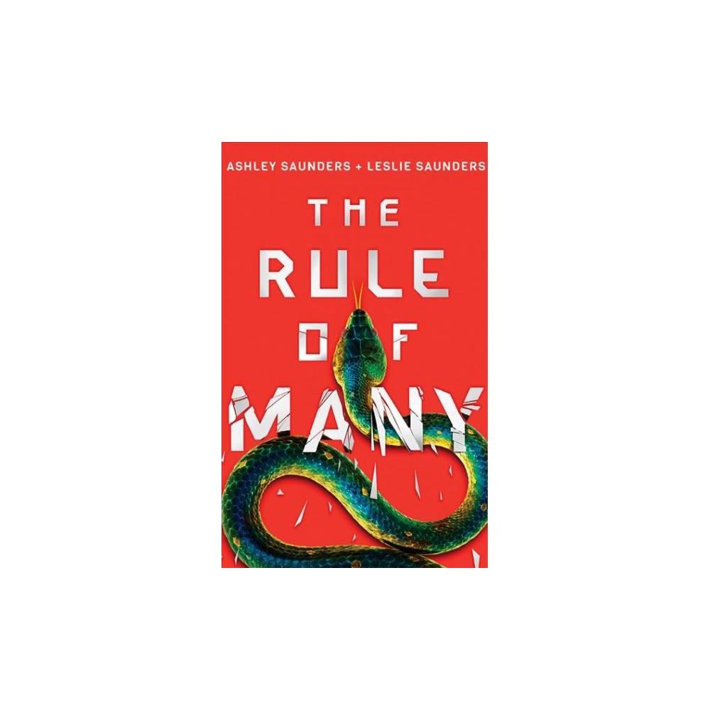 Rule of Many - Unabridged (Rule of One) by Ashley Saunders & Leslie Saunders (CD/Spoken Word)