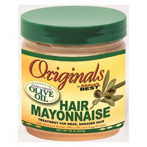 Africa's Best Organics Hair Mayonnaise - 15oz - image 1 of 3