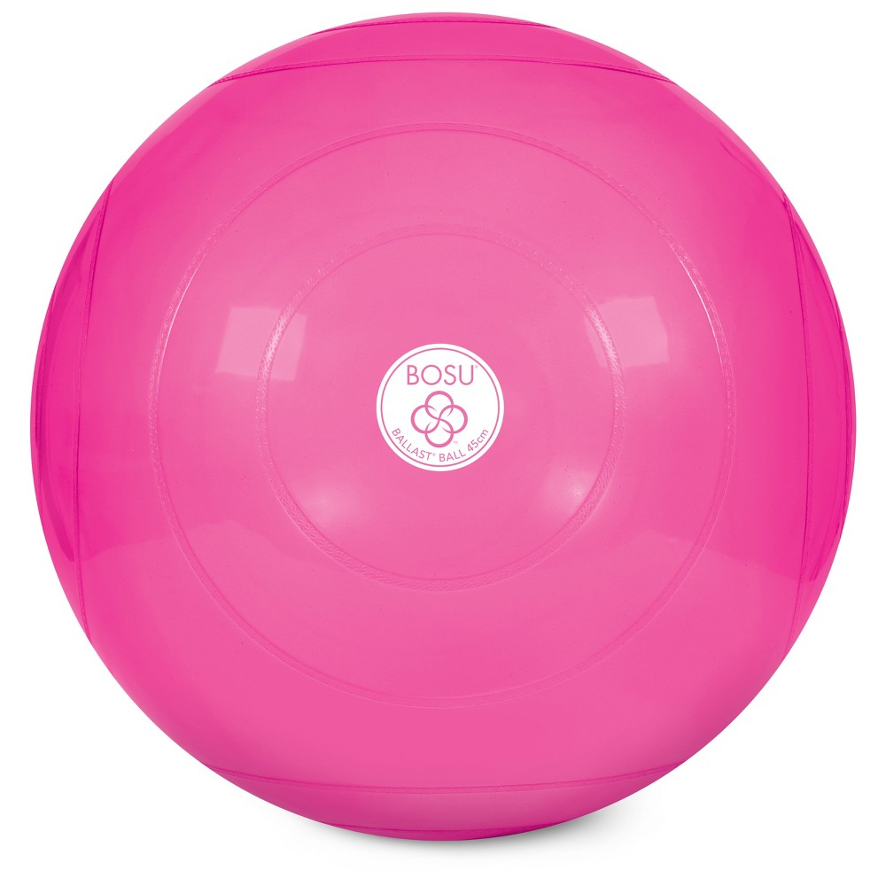 Bosu Ballast Ball 45cm - Pink