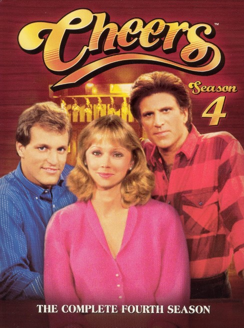 Cheers: The Complete Fourth Season [4 Discs] - image 1 of 1