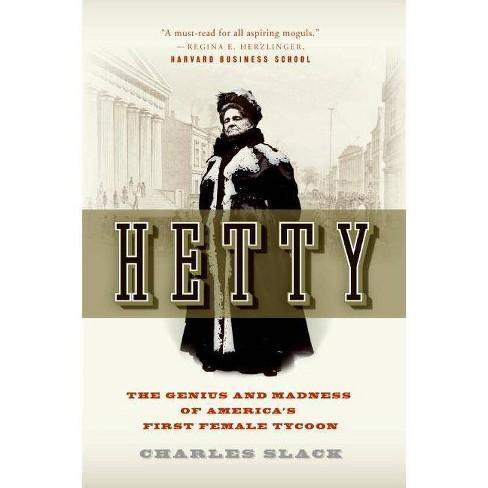Hetty - by  Charles Slack (Paperback) - image 1 of 1