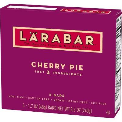 Larabar Cherry Pie Energy Bars - 5ct