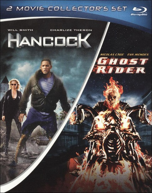 Hancock/Ghost Rider (2 Discs) (Blu-ray) - image 1 of 1