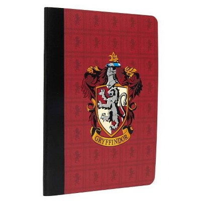 Harry Potter: Gryffindor Notebook and Page Clip Set - by  Insight Editions (Paperback)