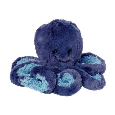 The Manhattan Toy Company Stuffed Animal - Navy Octopus