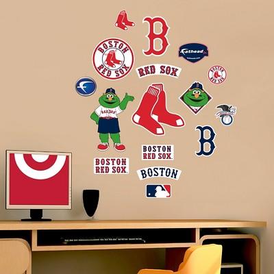 MLB Fathead Junior Multi Logo Wall Decal