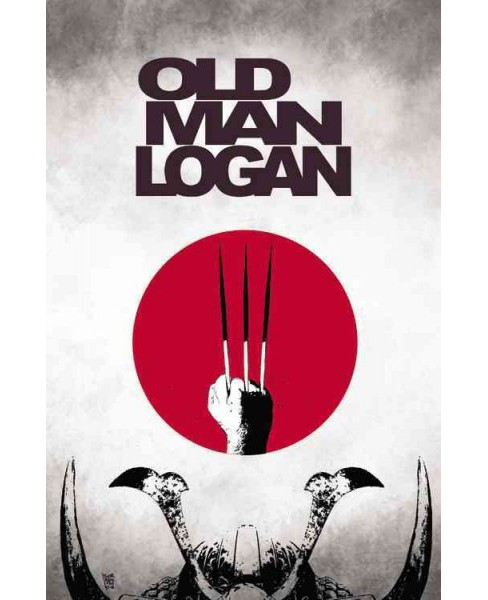 Old Man Logan 3 : The Last Ronin (Paperback) (Jeff Lemire) - image 1 of 1