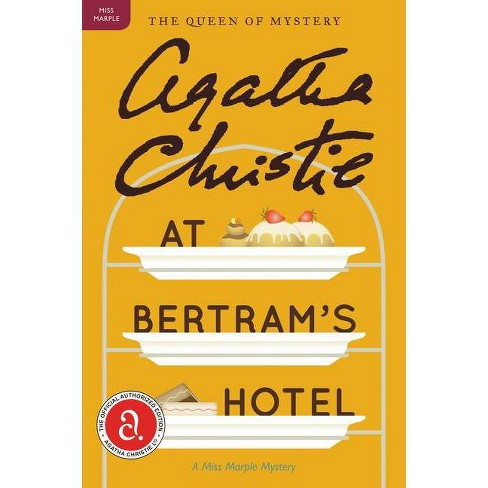 At Bertram's Hotel - (Miss Marple Mysteries (Paperback)) by  Agatha Christie (Paperback) - image 1 of 1