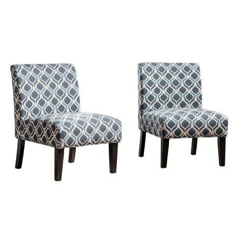 Set of 2 Kassi Accent Chair - Christopher Knight Home - image 1 of 4