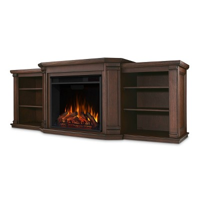 Real Flame - Valmont Electric TV-Media Fireplace