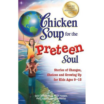 Chicken Soup for the Preteen Soul - (Chicken Soup for the Soul) by  Jack Canfield & Mark Victor Hansen & Patty Hansen (Paperback)