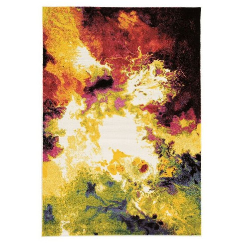 Masters MR06 Color Volcano Rug - image 1 of 1