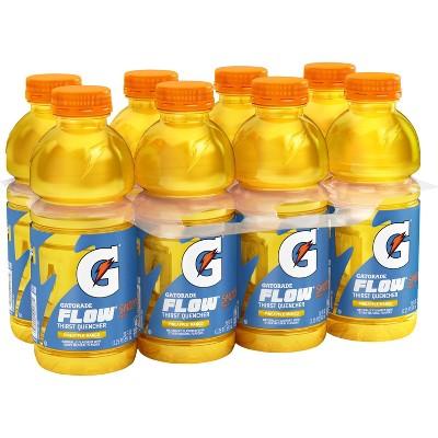 Gatorade Flow Pineapple Mango Sports Drink - 8pk/20 fl oz Bottles
