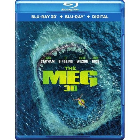 The Meg (Blu-ray) - image 1 of 1