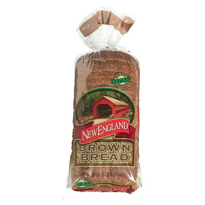 New England Brown Bread - 24oz
