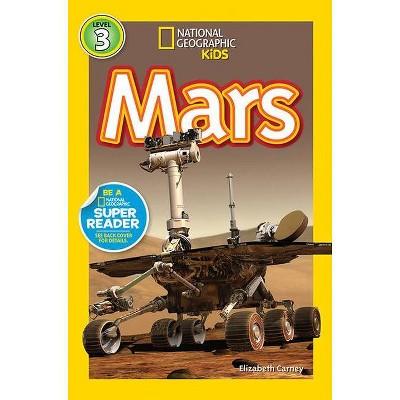 Mars (Paperback) by Elizabeth Carney