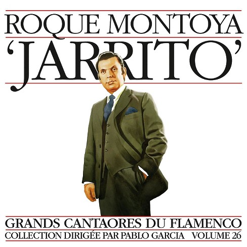 "Roque ""jarr montoya - Great masters of flamenco:Vol 26 (CD) - image 1 of 1"
