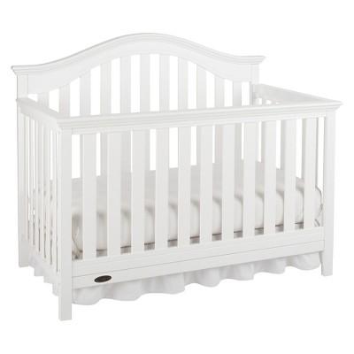 Graco® Bryson 4-in-1 Convertible Crib - White