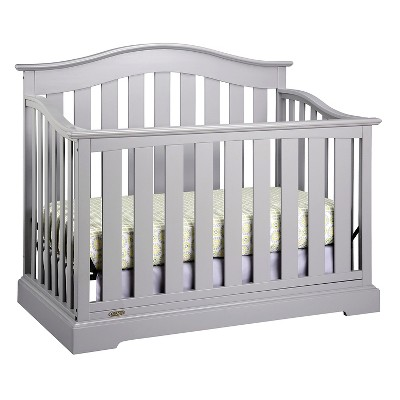 Graco® Westbrook 4-in-1 Convertible Crib - Pebbly Gray