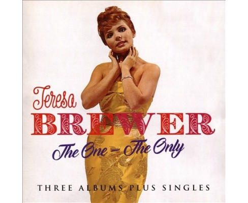 Teresa Brewer - Ridin High/Naughty Naughty/Aloha (CD) - image 1 of 1
