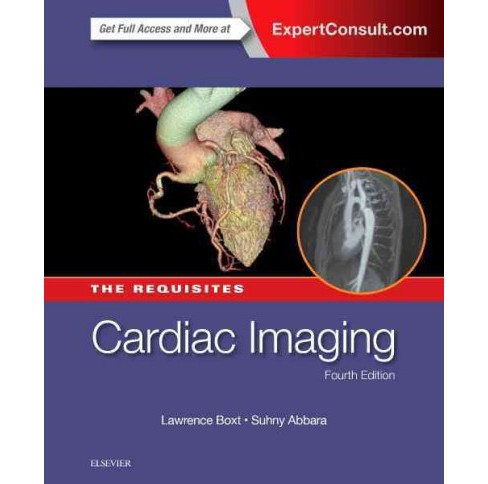 Cardiac Imaging (Hardcover) (M.D. Lawrence M. Boxt & M.D. Suhny Abbara) - image 1 of 1