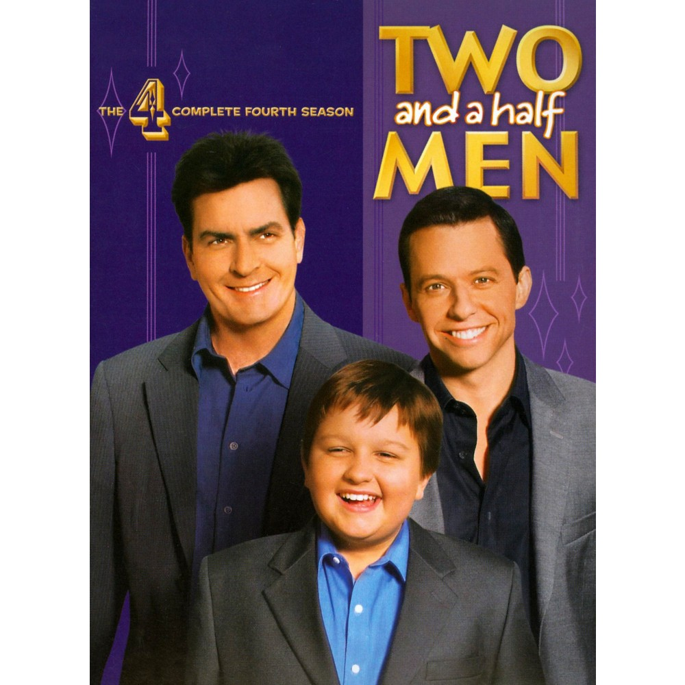 Two and a Half Men: The Complete Fourth Season [4 Discs]