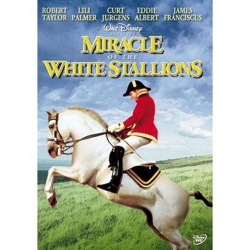 Miracle Of The White Stallions (DVD) - image 1 of 1
