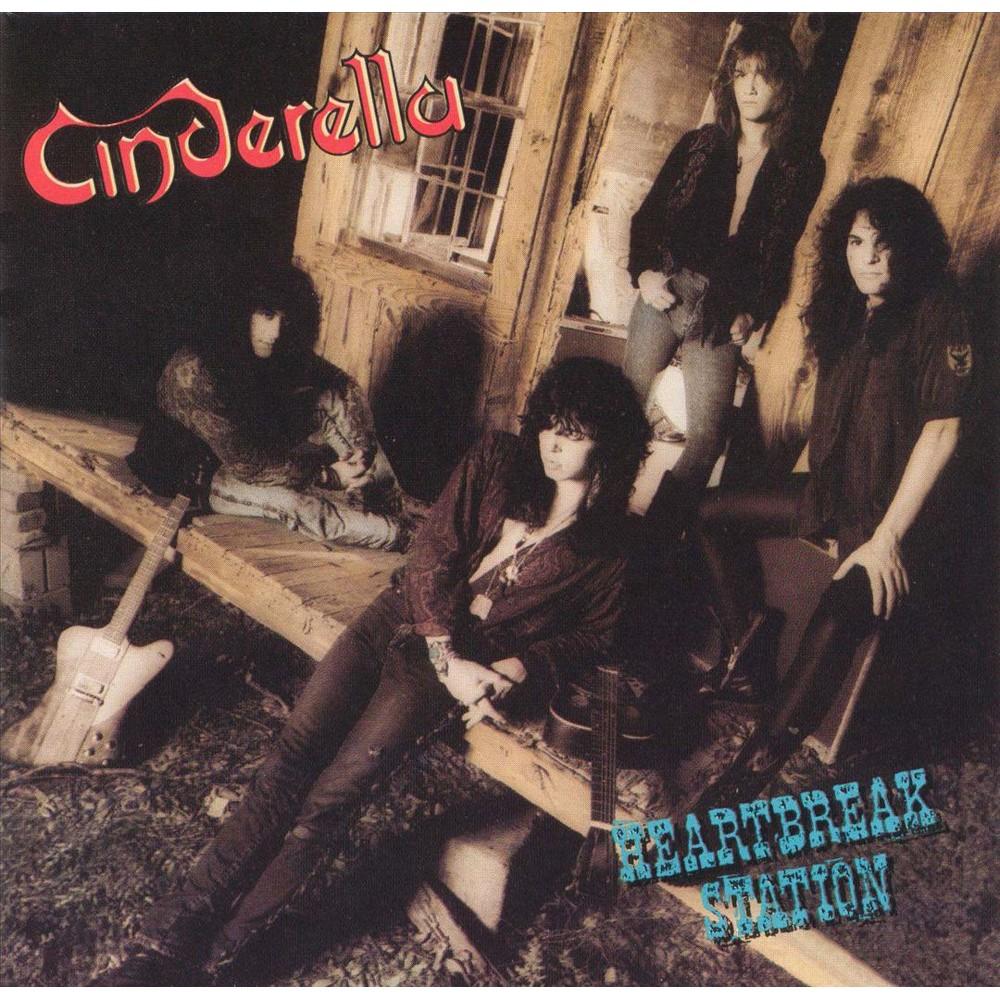 Cinderella - Heartbreak Station (CD)