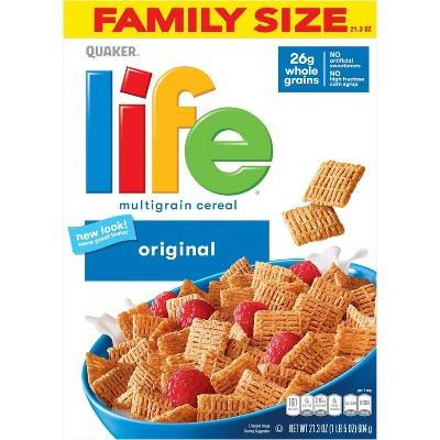 Life Original Multigrain Breakfast Cereal - 21.3oz