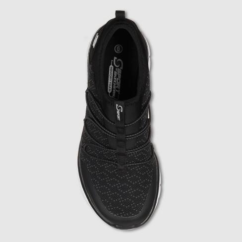 8db5635ad688 Women s S SPORT By SKECHERS Adanna Banded Slip On Sneakers - Black ...