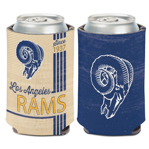 NFL Los Angeles Rams Retro Can Cooler - image 1 of 1
