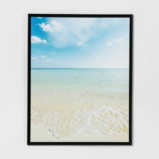 "16"" x 20"" Tube Profile Poster Frame Black - Room Essentials™"
