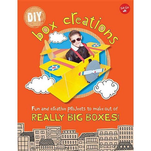 DIY Box Creations - by  Courtney Sanchez (Paperback) - image 1 of 1