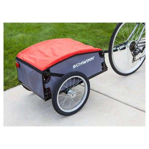Schwinn Daytripper Cargo Trailer - Red/Gray - image 1 of 4