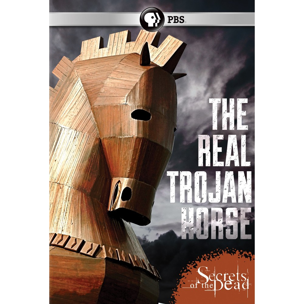 Secrets Of The Dead:Real Trojan Horse (Dvd)