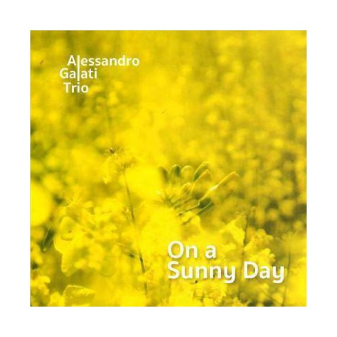 Alessandro Galati - On a Sunny Day (CD) - image 1 of 1