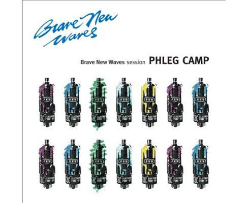Phleg Camp - Brave New Waves Session (CD) - image 1 of 1