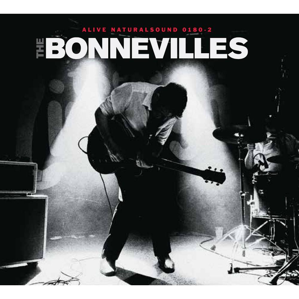 Bonnevilles - Arrow Pierce My Heart (Vinyl)