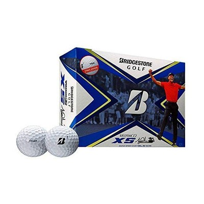 Bridgestone S0WX6DTW e6 Golf Tour B XS Model Soft Feel Compression Core Long Range Distance High Speed One Size Plastic Golf Balls, Yellow, 1 Dozen