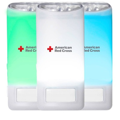American Red Cross Blackout Buddy LED Light and Nightlight