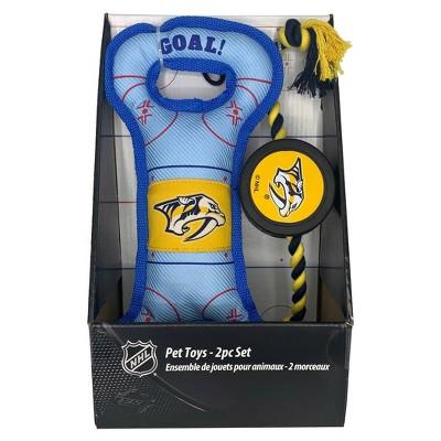 NHL Nashville Predators Toy Gift Set