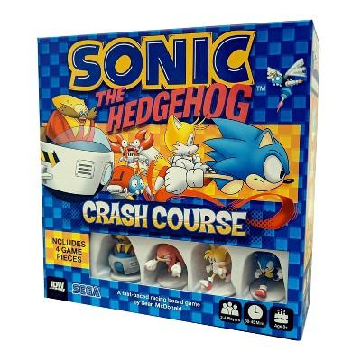 Sonic the Hedgehog Crash Course Game