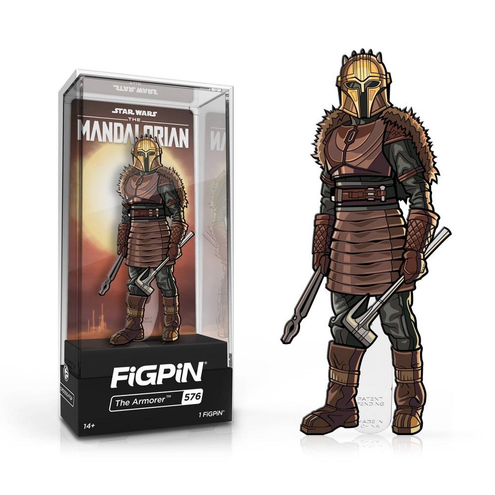 Figpin Star Wars The Mandalorian The Armorer