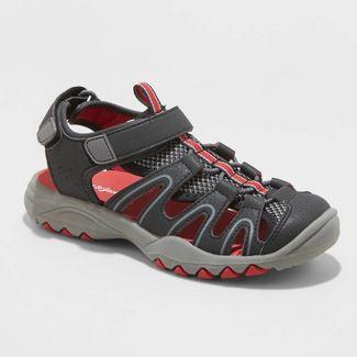 Boys' Juno Hiking Sandals - Cat & Jack™ Black 3