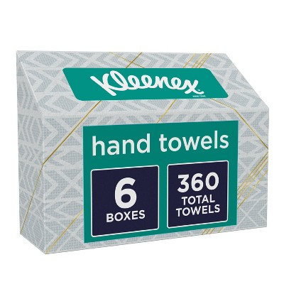 Kleenex Single Sheet Hand Paper Towels