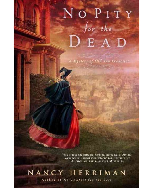 No Pity for the Dead (Paperback) (Nancy Herriman) - image 1 of 1