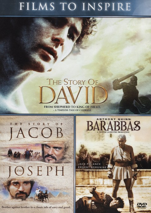 Barabbas/Story of david/Story of jac (DVD) - image 1 of 1