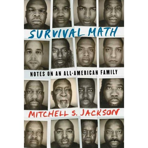 Survival Math - by  Mitchell Jackson (Hardcover) - image 1 of 1