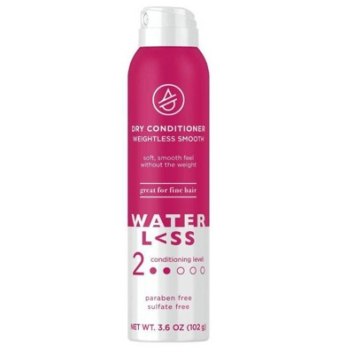Waterless Weightless Smooth Dry Conditioner - 3.6oz